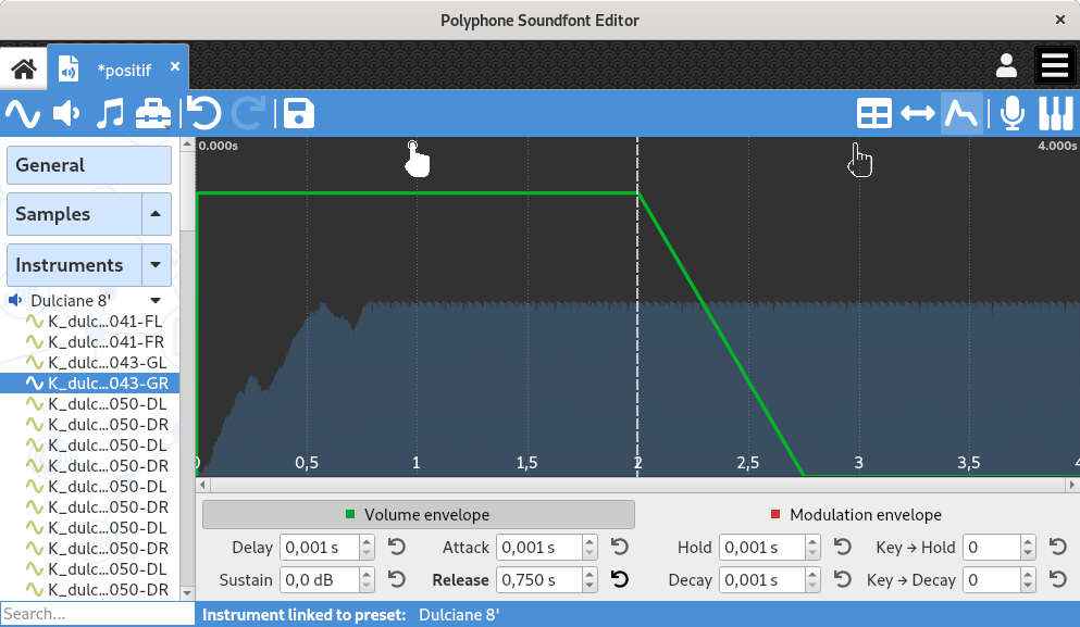 Home - Polyphone Soundfont Editor